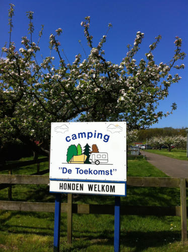 Welkom op Camping De Toekomst!!